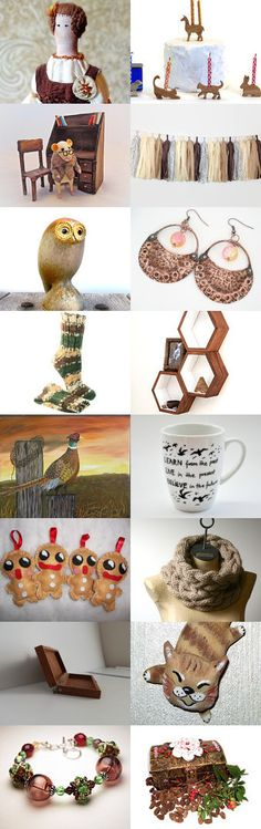 Warmly Received Gifts by midnightcoiler on Etsy--Pinned with TreasuryPin.com