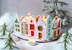 Piparkakkukortteli Baking, Gingerbread Houses, Desserts, Christmas, Natal, Postres, Xmas, Patisserie, Bakken