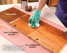 Great wood staining tips and tricks