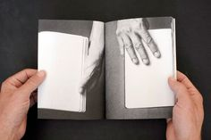 One Hand, and the Other, a book by Emil Salto, published by Cornerkiosk press. There's a hand and there's another and then there is the other. Echoes of year-old sunlight exposing hand gestures, a soft shadow against changing background, and a brilliant rectangle entering the frame and fixating the narrative.
