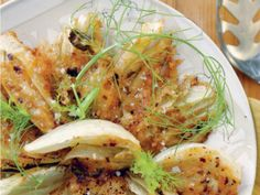 Fennel Gratin from Serious Eats. http://punchfork.com/recipe/Fennel-Gratin-Serious-Eats