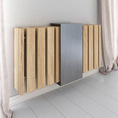 Unique Furniture, Home Decor Furniture, Installing Wainscoting, Modern Office Design, Radiator Cover, Modern Room, Furniture Inspiration, Living Room Designs, Home Accessories