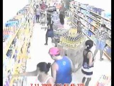Cuidado com esta nova técnica de roubos nos supermercados! Protege-te e partilha!   Luso Jornal 2015