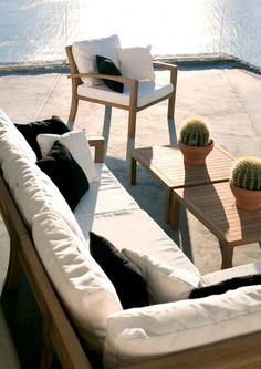 Royal Botania Solid Collection- outdoor seating #furniture - Maison et décoration - Jardinage - Royal Botania
