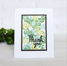 Easy yet so beautiful! Handmade card by Melissa Chipperfield, featuring the brand new Summer Blooms stamp and die sets (available today)! All stamps, dies, and card stock by A Muse Studio. #cas #diy #stamping #handstamped #papercrafts #cardideas #amusestudio