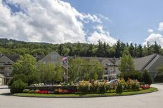 Attitash Grand Summit Hotel (104 Grand Summit Road) A part of the White Mountain National Forest, the Grand Summit resort offers seasonal ski-in/ski-out access, a heated outdoor pool, and two on-site restaurants. #bestworldhotels #hotel #hotels #travel #us #newhampshire