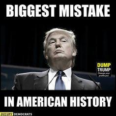Truth be told....  Don the Con Trump