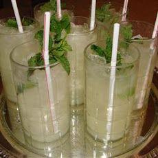 Alcohol-Free Mint Julep Recipe