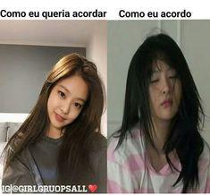 Army Memes, Blackpink Memes, Kpop Girl Groups, Kpop Girls, Bts Now, Blackpink Funny, Bts Meme Faces, Namjin, Mamamoo