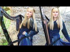 NIGHTWISH - Nemo (Harp Twins) Camille and Kennerly - YouTube