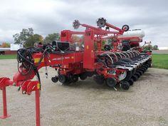 24 row White 8800 corn planter