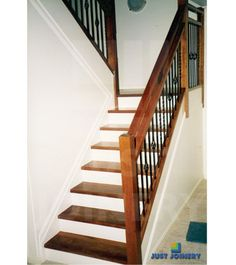 Closed Stringer Staircase   Google Search