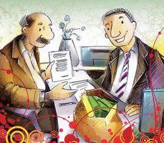 Paulo Coelho: El Campanero / Ilustración: Vanessa Balleza
