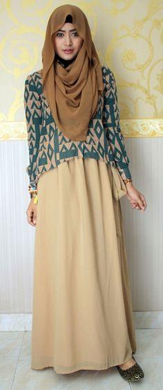 Baju Gamis Murah Cantik