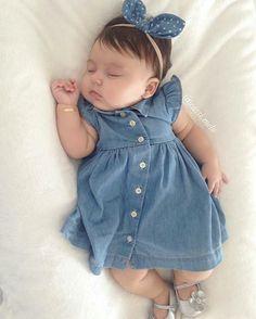 cuidados com o bebê Girls Baby Fashion Cute Baby Boy, Cute Baby Girl Pictures, Cute Little Baby, Cute Baby Clothes, Baby Photos, Baby Love, Cute Babies, Baby Kids, Baby Baby