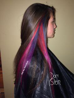 120 Unique Hair Color Designs And Patterns Ideas Hair Color Hair Hair Colour Design