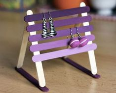 12 Mother's Day Crafts to Make with Craft Sticks is part of Craft stick crafts - Craft Sticks or Popsicle Sticks are incredibly versatile! So bring them all out to make some fun and easy Mother's Day Crafts for Mom! Easy Mother's Day Crafts, Cute Crafts, Craft Stick Crafts, Diy And Crafts, Craft Sticks, Easy Crafts To Sell, Creative Crafts, Popsicle Stick Crafts For Adults, Popsicle Crafts