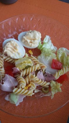 Salade penne