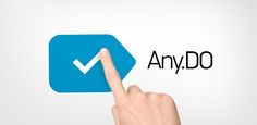 Any.DO To Do List  Le gestionnaire de tâche simple, design et pratique synchronisé avec Google Tasks