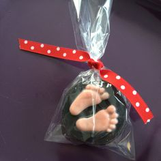 Baby Feet Chocolate Covered Oreos by YourSweetDetails on Etsy