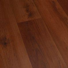 Shaw Array StaTite™ Stuart Plank: Auburn Cherry Luxury #Waterproof #Vinyl #Plank