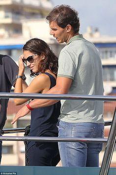 100 Best Rafa Xisca Lovers And Marriage Images In 2020 Rafael Nadal Rafa Nadal Marriage