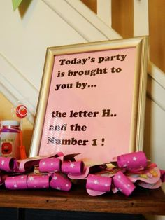 elmo party idea! awww I dont really like elmo but this is so cute and clever