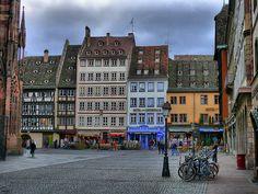 Strasbourg square