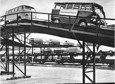 VW typ 241 Samba. Hannover
