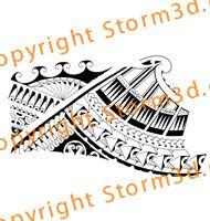 forearm-tattoo-samoan-tribal-style-patterns-symbols
