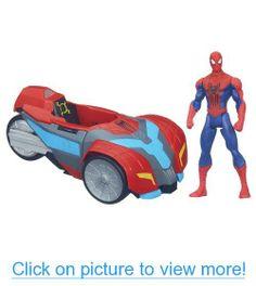 Marvel Amazing Spider-Man 2 Turbo Capture Racer