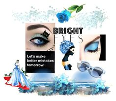 """""""bright eyes"""" by lim-qiqi on Polyvore featuring beauty and Pinko"""