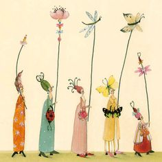 silke leffler illustrations - Buscar con Google