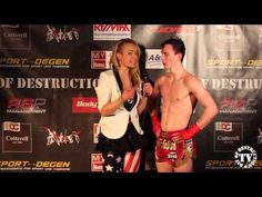 Maurice Lohner Post-Fight Interview - DoD 10 |