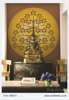 Spiritual Living Collection: Bodhi Tree