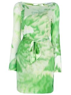 MAX MARA - tie dye shift dress