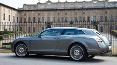 Touring Superleggera Bentley Continental Flying Star