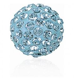 Aquamarine (202) Pavé Ball Helmed SWAROVSKI ELEMENTS  Pavè Ball Helmed (86 001) – on Uus toode Swarovski Elements!  The Pavé Ball unites Ceralun™ technology with brilliant Chatons, giving it a spherical shape for ultra-versatility.  The Pavè Ball Beads often called as the Shamballa Beads. They are ideally suitable for production of a Shambhala bracelets.    Pavè Ball Helmed Swarovski Elements saadaval järgmistel suurustes: 4mm, 6mm, 8mm ja 10mm.