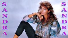 """Sandra Cretu won international success in 1985 with a song """"(I'll Never Be) Maria Magdalena"""", which topped the charts in 21 countries worldwide. 90s Fashion, Retro Fashion, Star Wars, Female Singers, Celebs, Celebrities, Dame, Actresses, Outfits"""