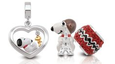 e17a8d55f Zales: Persona® Sterling Silver Peanuts® Enamel Snoopy on Dog House Bead |  Christmas List 2017 | Silver enamel, Snoopy, Dog houses