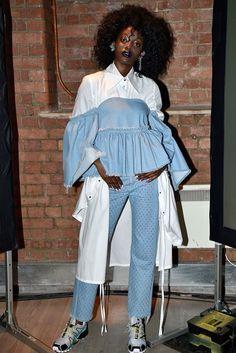 Fyodor Golan Spring/Summer 2017 Ready To Wear Collection   British Vogue