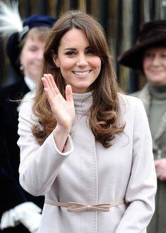 Kate Middleton Duchess of Cambridge | Duke & Duchess of Cambridge Visit Cambridge 2 (Kate Middleton)