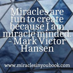 #mindset #miracles #success