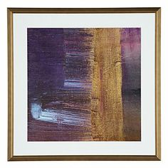 Gold Light  $129.95  Artist: Andrea Evenson SKU: 730217650 Dimensions: 26.5''W x 26.5''H