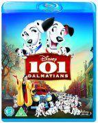 101 Dalmatians [Blu-ray] [1961][Region Free]:Amazon:Film & TV