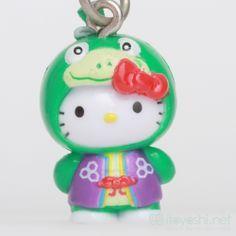 itoyoshi's Gotochi Kitty collection NO.1680 Kanto Area Saitama prefecture Kawagoe limited Kameya Hello Kitty