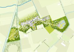 Groene Kamer masterplan | Lola Landscape Architects