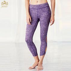YIDULA Fitness Women Yoga Pants Mallas Running Mujer Gym Running Tights Fitness Foot Pants Women Sports Leggings Activewear