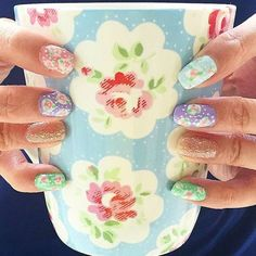 We'll take one in every colour please! Thanks for @nailsbyjaxine | Cath Kidston |