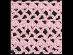 Crochet : Punto Calado # 13